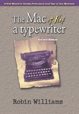 The Mac is Not a typewriter book cover