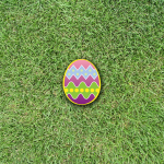 Easter Egg on Grass iPX Parallax